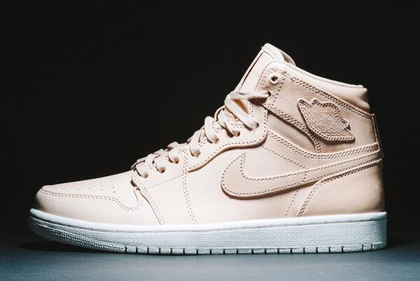 Air Jordan 1 Pinnacle Vachetta Tan 705075-201