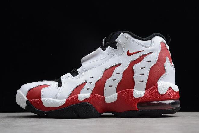 Nike Air DT Max '96 White/Varsity Red-Black 316408-161