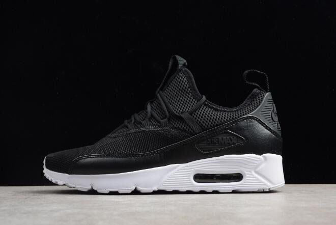 Nike Air Max 90 EZ Black/White Men's Size AO1745-001