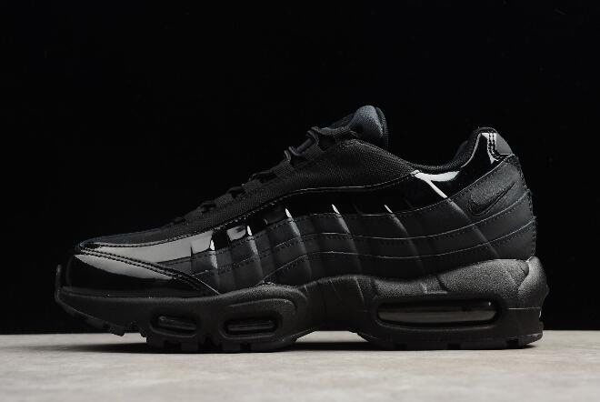 Nike Air Max 95 Black/Black-Black Men's Running Shoes 307960-010