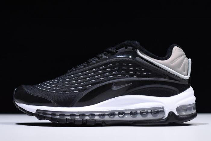 Nike Air Max 99 Deluxe TPU Black/White-Grey AJ7831-001 For Sale