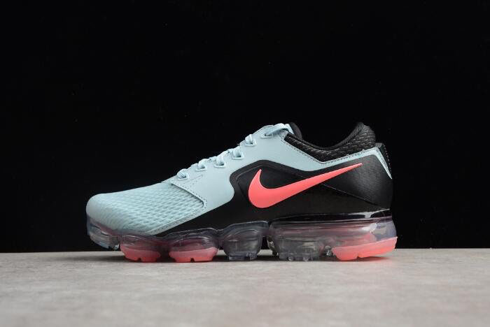 Women's Nike Air Vapormax Ocean Bliss/Black-Hot Punch Running Shoes AH9045-400