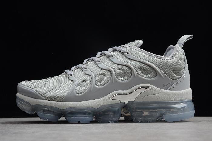 Nike Air VaporMax Plus Wolf Grey Men's Size 924453-005