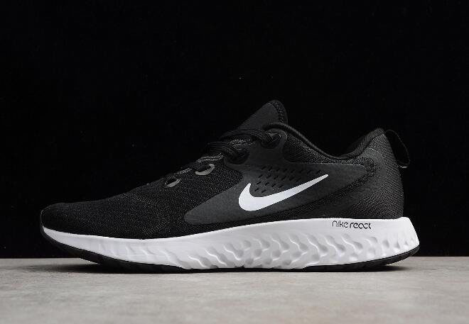 Nike Epic React Flyknit Black/White Men's and Women's Size AA1625-001