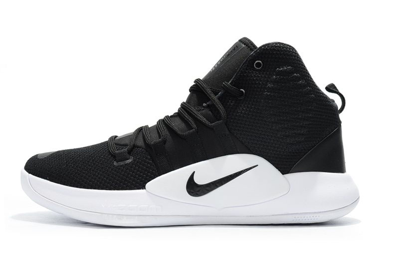 Brand New Nike Hyperdunk X Black White For Sale