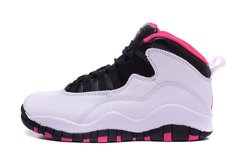 Air Jordan 10 Retro GS Vivid Pink For Sale