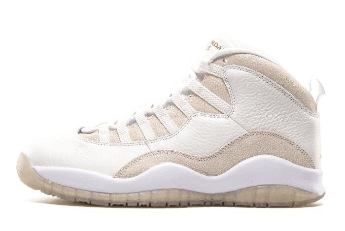 Air Jordan 10 Retro OVO White 819955-100 For Sale