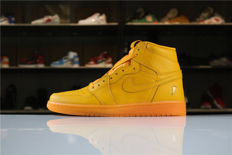 New Air Jordan 1 Retro High OG Gatorade Orange Peel AJ5997-880 For Sale