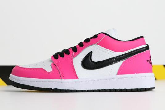 Women's Air Jordan 1 Low GS Rush Pink 554723-600