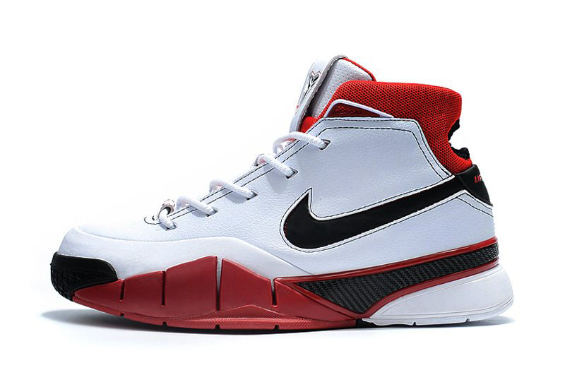 Nike Kobe 1 Protro All-Star White/Black-Varsity Red AQ2728-102