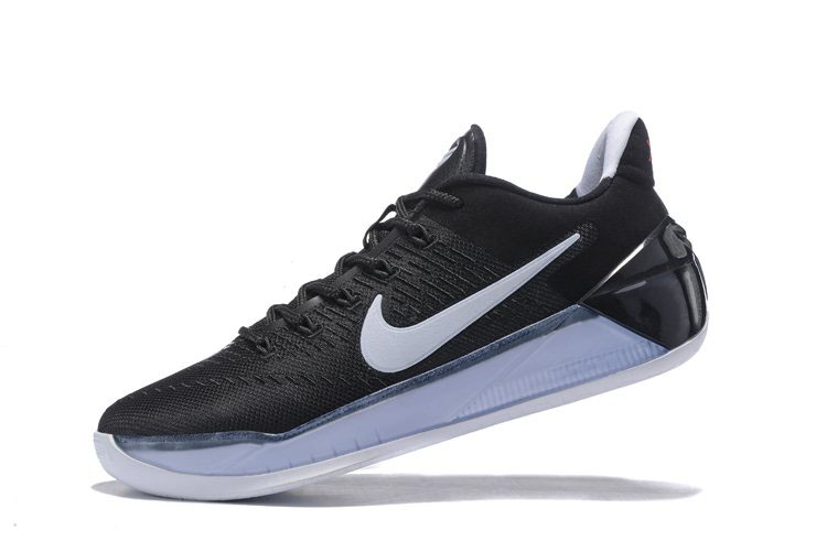 Nike Kobe A.D. Black/White Men's Basketball Shoes 852425-001 On Sale