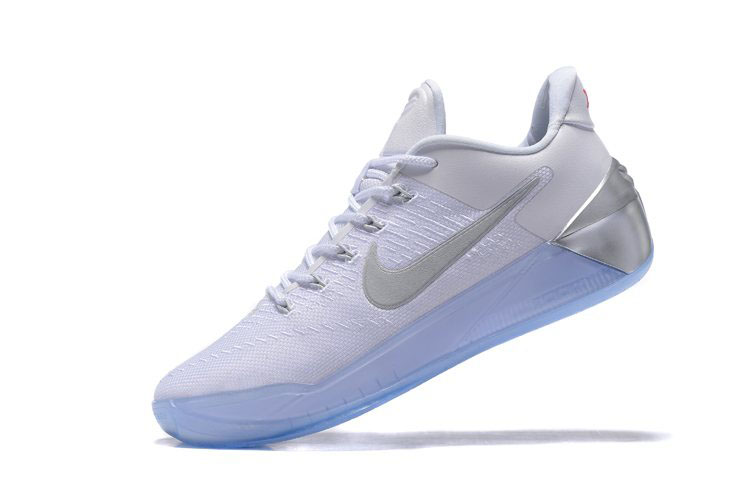 Nike Kobe A.D. Chrome White/Metallic Silver 852425-110