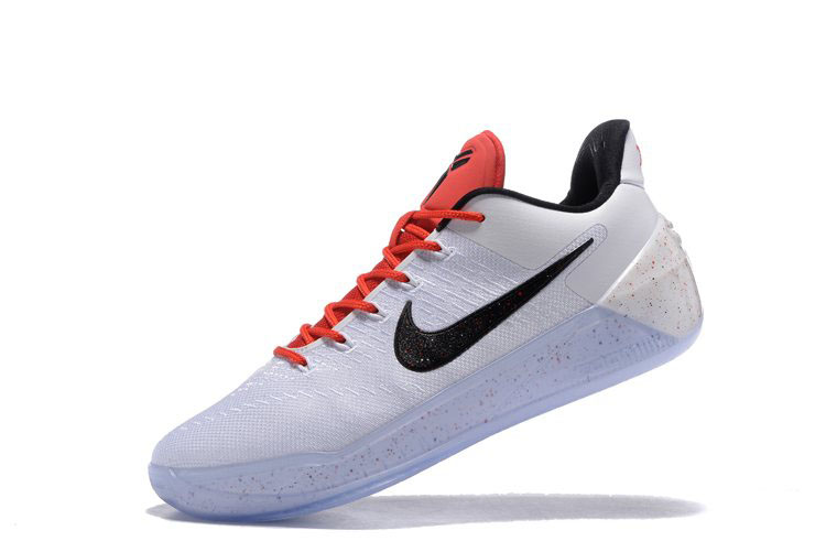 Nike Kobe A.D. DeMar DeRozan Home PE White/Red For Sale