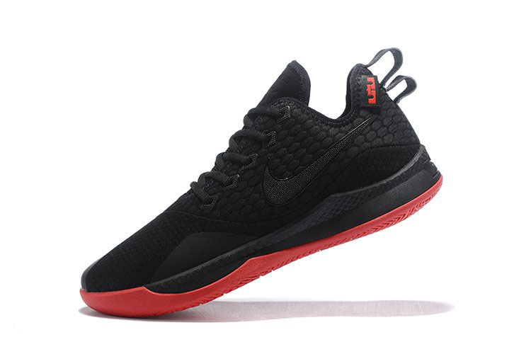 Nike LeBron Witness 3 Bred Black/Red For Sale