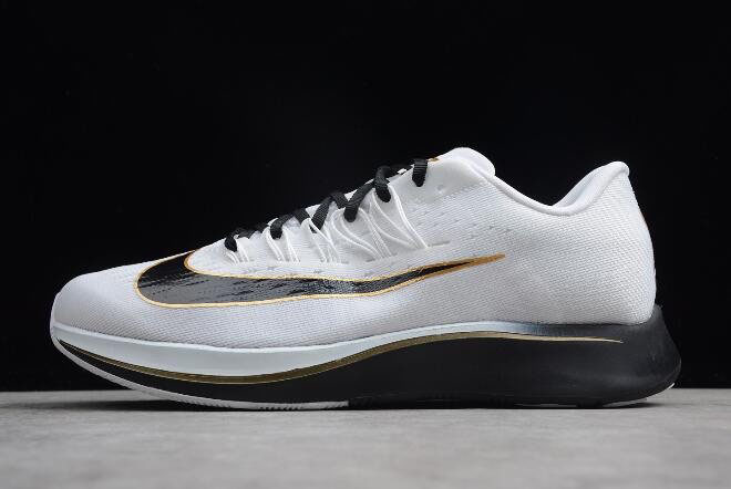 Nike Zoom Fly Mismatched Black/White-Metallic Gold 880848-006