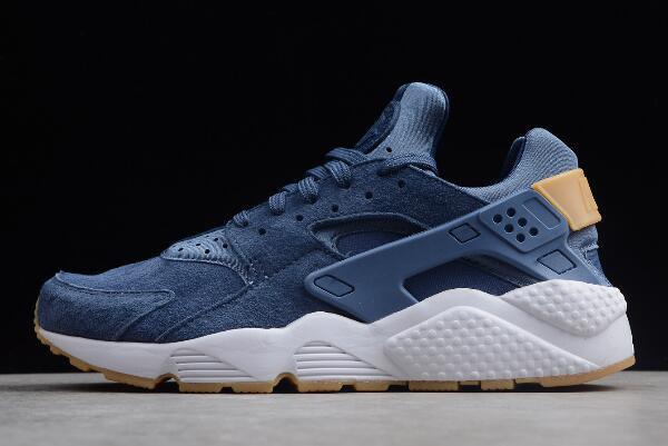 "Nike Air Huarache Run Sued ""Diffused Blue"" AA0524-400"