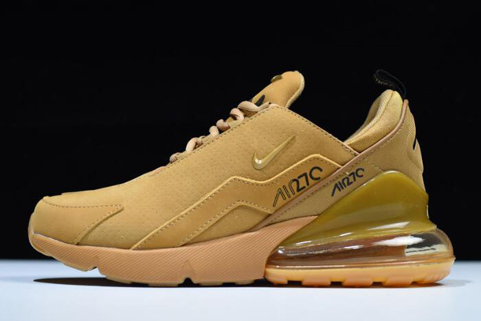 "Nike Air Max 270 Flyknit ""Wheat"" AH8060-003"
