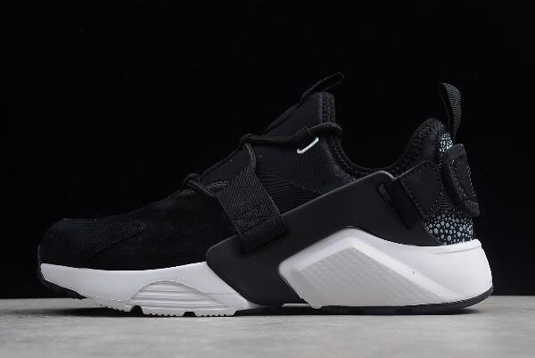 Nike Air Huarache City Low Black White AO3140-003