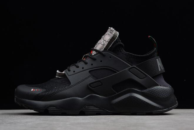 Nike Air Huarache Run Ultra Black/Black-Black AA3841-002