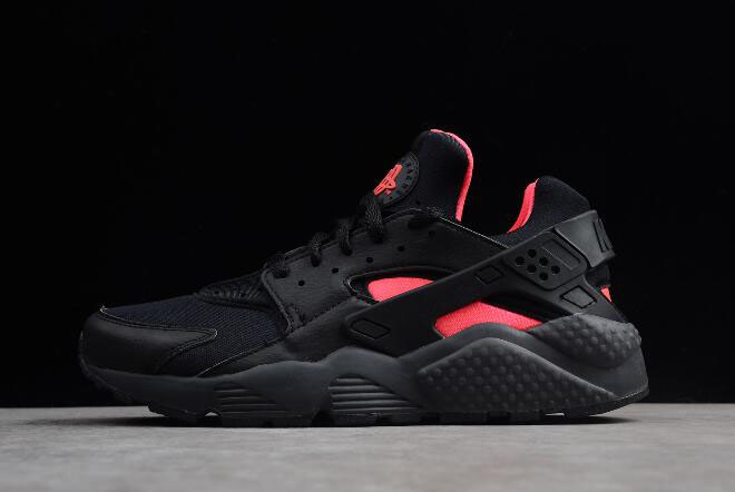 "Nike Air Huarache Run PRM ""ACG"" Black/Solar Red 318429-055"