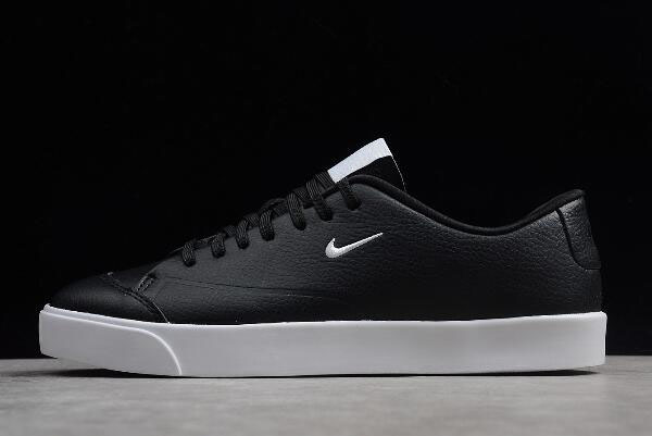 Nike Blazer City Low Black White Shoes AJ9257-001