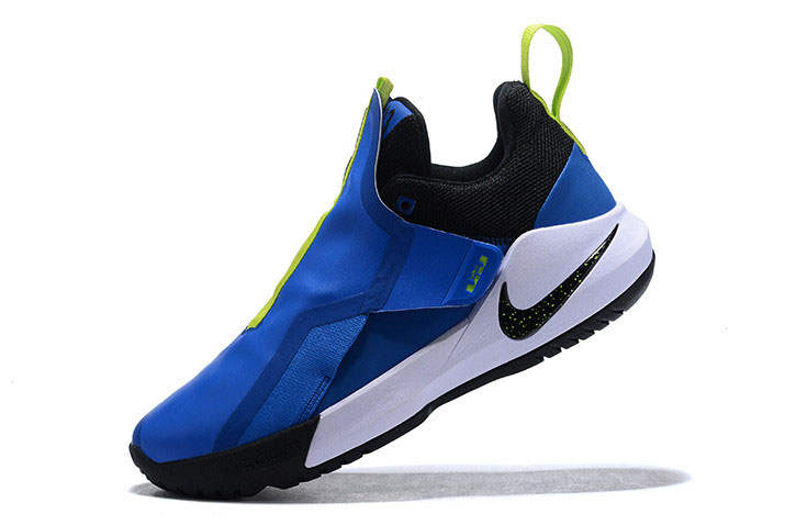 Nike LeBron Ambassador 11 Royal Blue/Black/Green/White