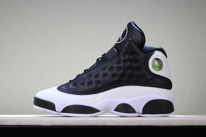 Air Jordan 13 Love & Respect Black/White 888165-012