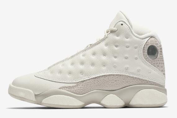 Women's Air Jordan 13 GS Phantom/Moon Particle AQ1757-004