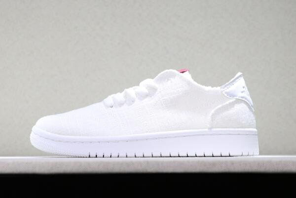 Kid's Air Jordan 1 Low White Denim Levi's Basketball Shoes